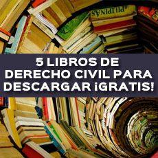 Hoy es viernes de libros gratis y te traigo una colección de 5 libros de derecho civil para descargar gratis. SUMARIO: 1.- COMPENDIO DE DERECHO CIVIL I – RAFAEL ROJINA VILLEGAS; 2.- COMPENDIO DE DERECHO CIVIL II – RAFAEL ROJINA VILLEGAS; 3.- LA FILIACIÓN – MARÍA JOSEFA MÉNDEZ COSTA; 4.- DERECHO CIVIL – JORGE A. SÁNCHEZ-CORDERO DÁVILA; 5.- ESTUDIOS DE DERECHO CIVIL – IGNACIO GALINDO GARFIAS. PALABRAS CLAVE DE BÚSQUEDA WEB: libros de derecho online ; introduccion al derecho ; introduccion de…
