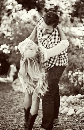 Black And White, gingham, Fall, Summer, engagement, Los Angeles, CA
