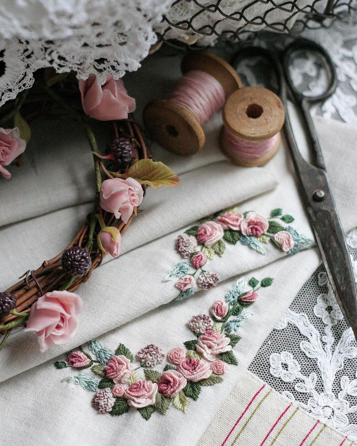 Embroidery | Stitching #sewing