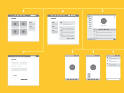 93 best Wireframing images on Pinterest | Design websites, Site ...