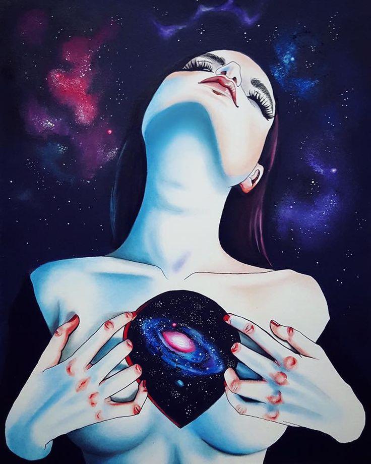 13697101_1203725776312297_7227782381437772424_n.jpg (768×960)- Nossa própria galáxia