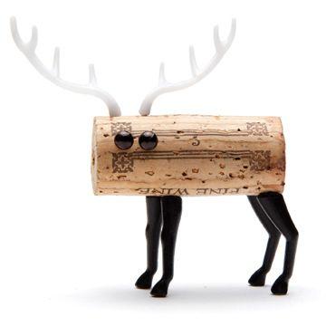 Corkers by Reddish studio - Deer