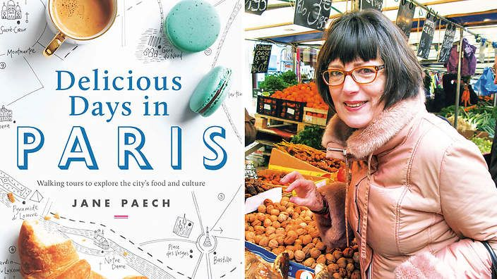 Delicious Days in Paris by Jane Paech. Taste camembert, Champagne, strawberry tarts, meringues and macarons thanks to Jane Paech's ultimate walking guide to this gastronomic wonderland.