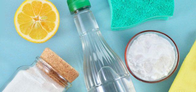 Diese 5 Hausmittel ersetzen fast alle Putzmittel (Foto: © geografika - Fotolia.com)