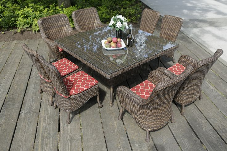 35 best ratana patio furniture images on pinterest terrace