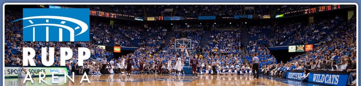 Rupp Arena | Sports Events | Lexington, KY | Sullivan University