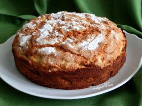 Comoju: Irish Apple Cake