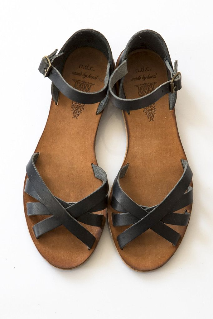 n.d.c. marine petronille sandal – Lost & Found