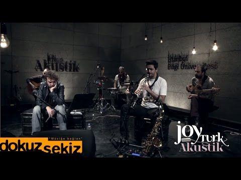 Halil Sezai - Paramparça (JoyTurk Akustik) - YouTube