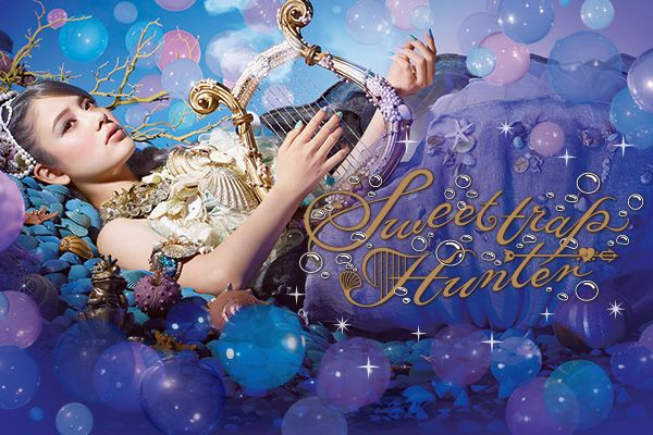 "MAJOLICA MAJORCA 2014 Summer ""Sweet trap Hunter"" Main Visual / マジョリカ マジョルカ 2014年 夏 ""Sweet trap Hunter"" メインビジュアル"