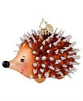 Christopher Radko Ornament. I want him!