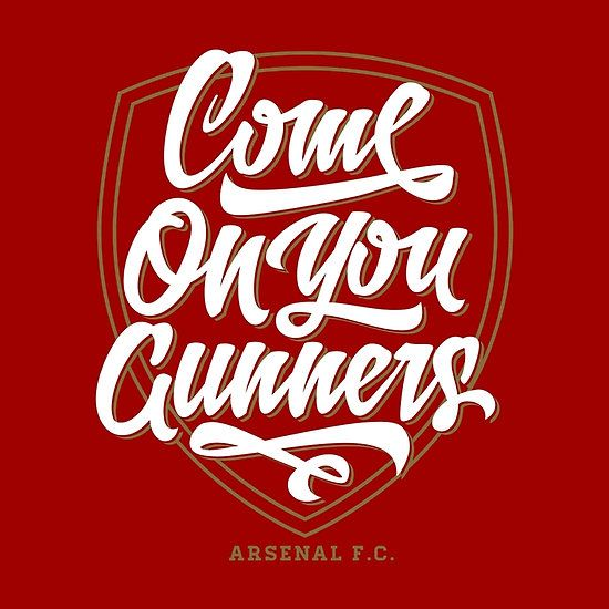 Arsenal F.C. : Come On You Gunners #COYG