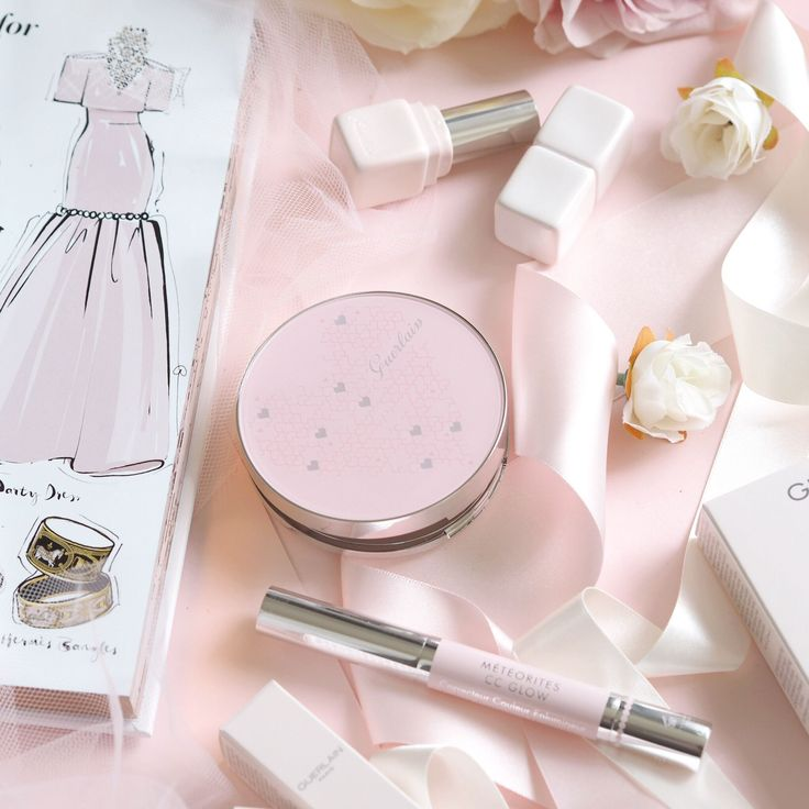 Guerlain Glow With Love Spring Collection 2018 | Love Catherine