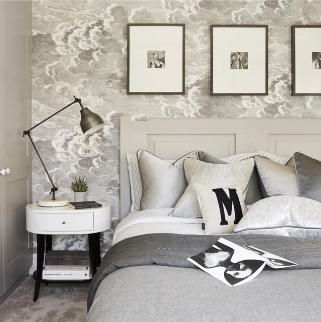 Unique Bedroom Decorating Ideas Black And Silver Bedroom Wallpaper Black And White Master Bedroom Ideas Bedroom Plan: 25+ Best Ideas About Fornasetti Wallpaper On Pinterest