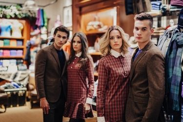 Polo Ralf Lauren store opening event - Budapest, 2015