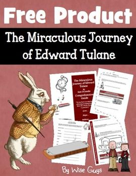 The Miraculous Journey of Edward Tulane Quiz