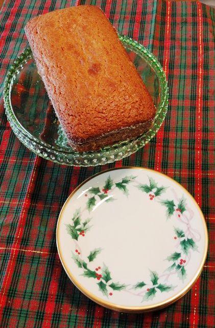 Egg Nog Amish Friendship Bread