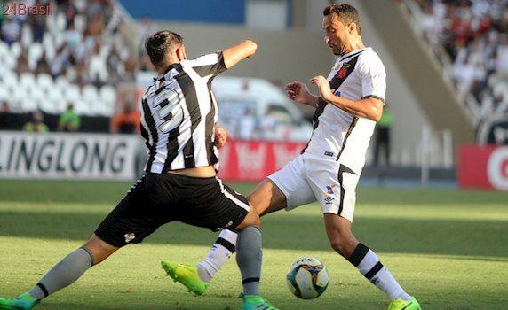 Vasco da Gama vence Botafogo por 2 a 0 e conquista o título da Taça Rio