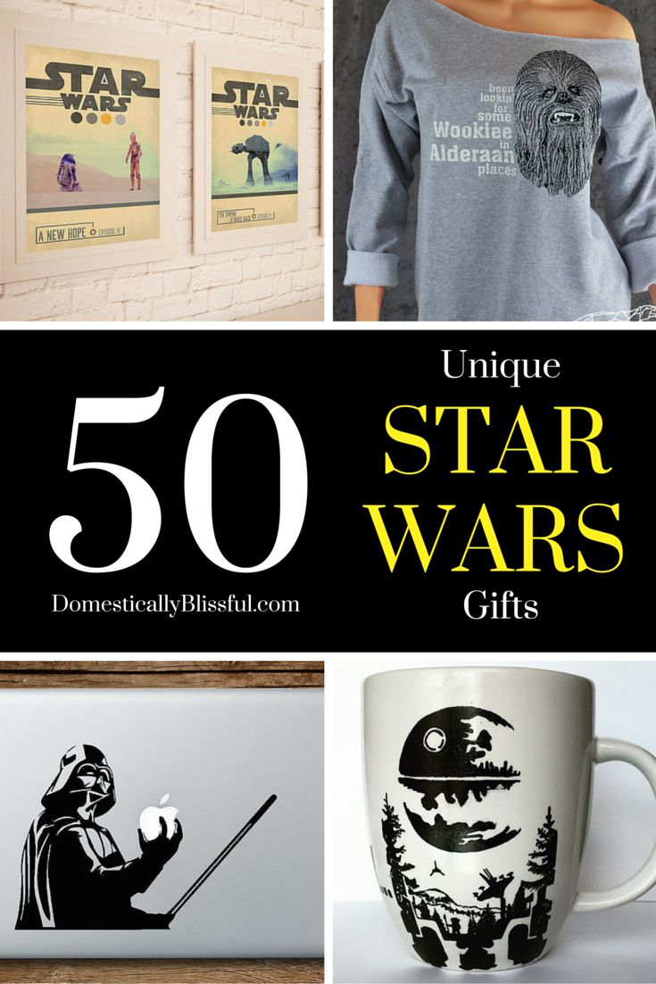 536 best gift ideas images on pinterest christmas presents great gift ideas something for every star wars fan solutioingenieria Images