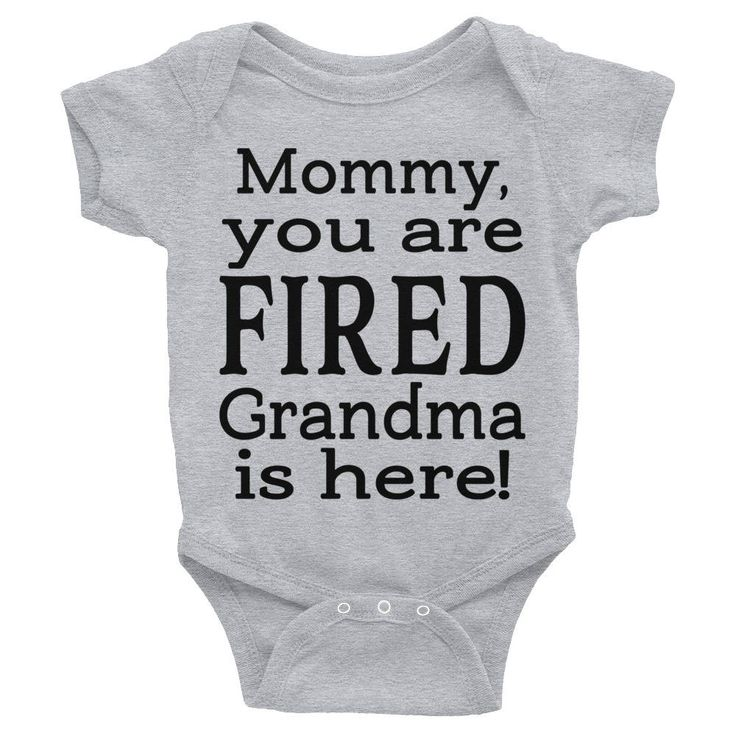 Funny Baby Onesie | Infant Bodysuit, Infant Creeper Romper | Faunny Baby Onesies | Mommy, you are FIRED! Cute baby onesie | Cute Baby Shirts http://etsy.me/2EBNJvr #clothing #children #bodysuit #funnybabyonesie #infantbodysuit #infantcreeper #romper #faunny #baby