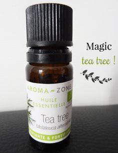 L'huile essentielle de tea tree (arbre à thé) possède des propriétés extraordinaires. Un véritable atout beauté naturel !