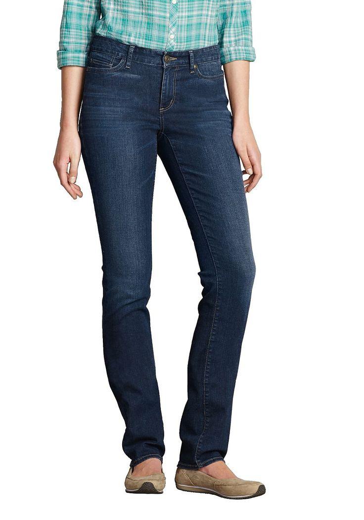 Produkttyp , 5 Pocket Jeans, |Optik , Leichte Used Optik, |Stil , Klassisch, |Bund+Verschluss , Reißverschluss, |Passform , für die kurvige Figur, |Leibhöhe , Bund unterhalb der Taille, |Beinform , gerades Bein, |Vordertaschen , Seitliche Eingrifftaschen, |Gesäßtaschen , Mit aufgesetzten Taschen, |Saum , durchgesteppt, |Material , Baumwolle, |Materialzusammensetzung , 98% Baumwolle, 2% Elasthan...