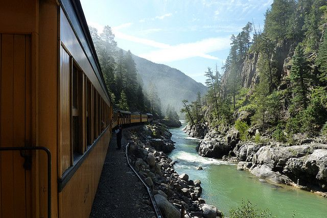 Best American Train trips under $100