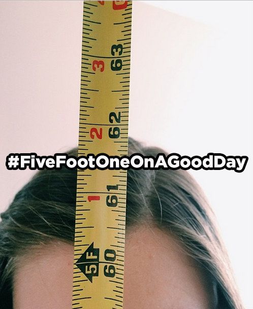 19 Hashtags Short People Actually Need. I'm five foot and an eighth of an inch so this hashtag is pretty accurate.