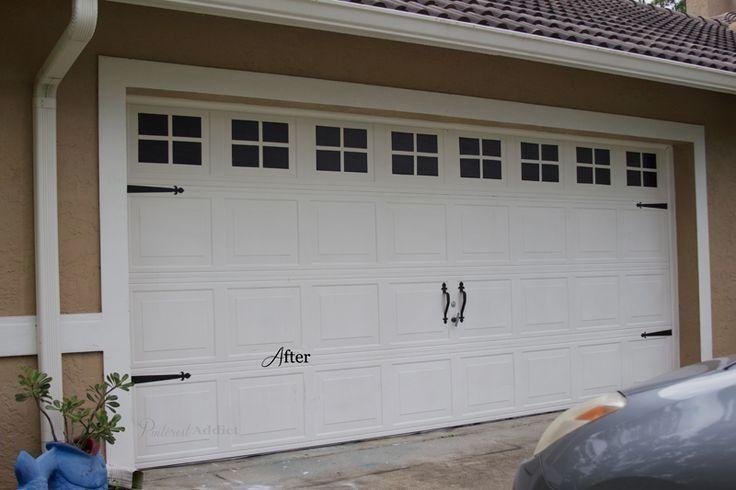 Garage Door Molding Ideas And Pics Of Garage Doors Prices Home