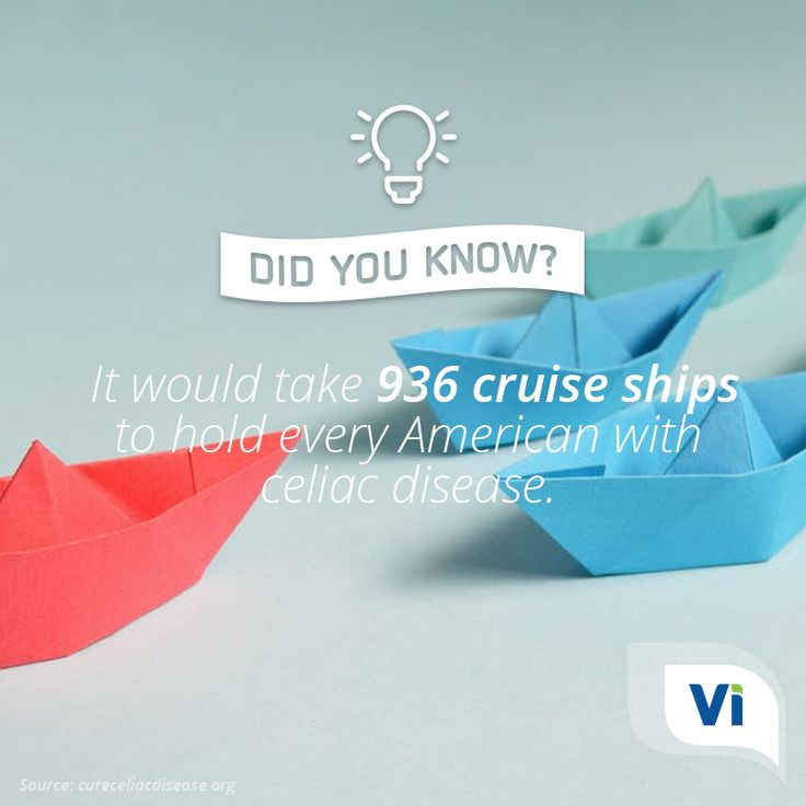 It would take 936 cruise ships to hold every American with celiac disease!!#Celiac #CeliacDisease #CeliacFacts #CeliacAwareness #CeliacSafe #CeliacFriendly #CeliacWarrior #vivantehealth #celiaclife #celiacos #InvisibleIllness #ChronicIllness #Spoonie #didyouknow #Fact #Facts