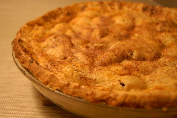 Double Crust Apple Pie! | Things to Cook | Pinterest