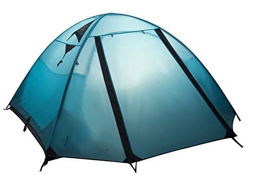 Generic Layer 6 Person Tent Color Blue * Want to know more, click on the image.