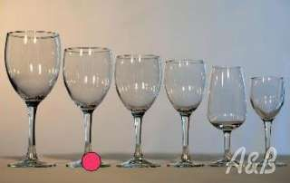 10.5oz & 15oz Wine Glasses
