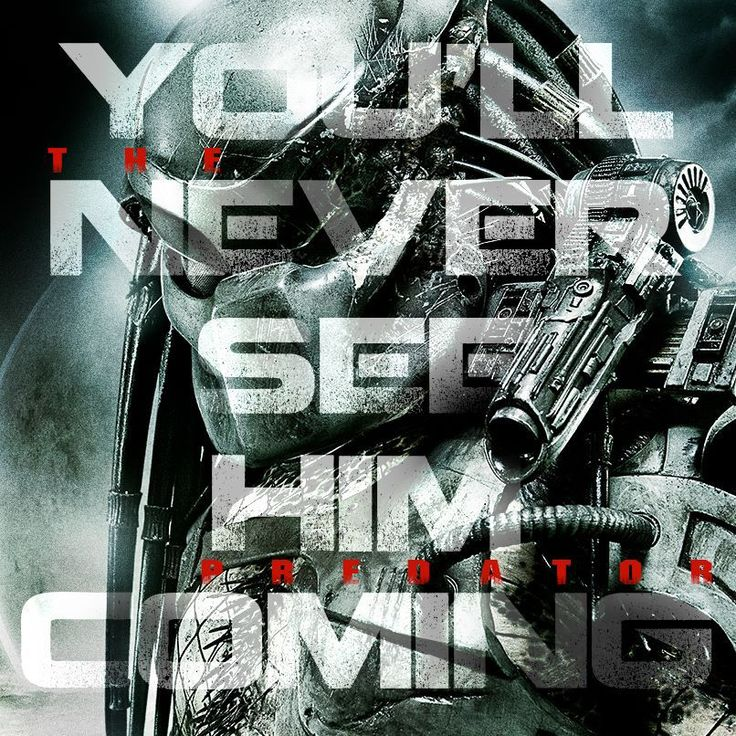 First Look At Shane Black's 'The Predator' But How Is Christmas Going To Be Involved?