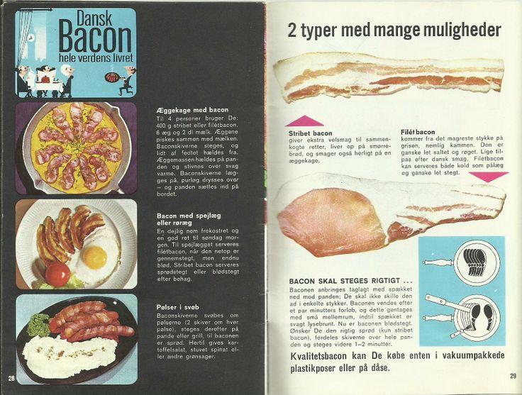 Dansk bacon hele verdens livret.