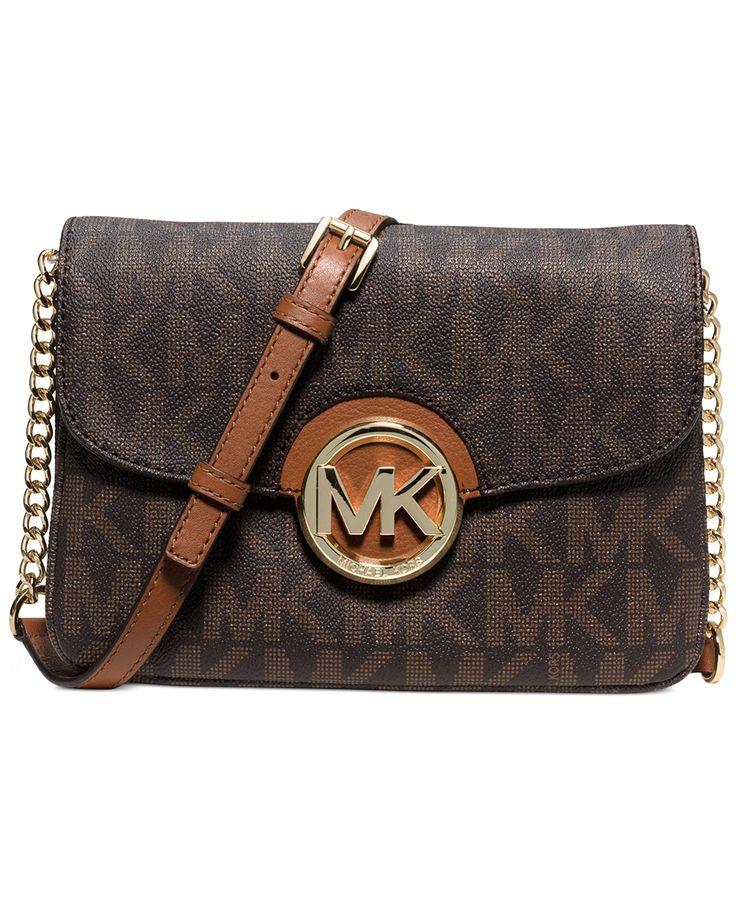 Top Handle Handbag On Sale, Oyster Grey, Leather, 2017, one size Michael Kors