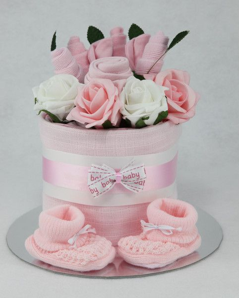 best  nappy cake ideas on   baby shower centrepieces, Baby shower invitation
