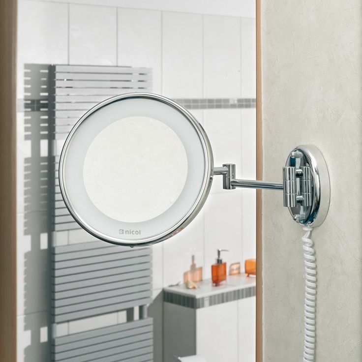 14 best kosmetikspiegel images on pinterest homemade ice lighted makeup mirror and bathrooms. Black Bedroom Furniture Sets. Home Design Ideas