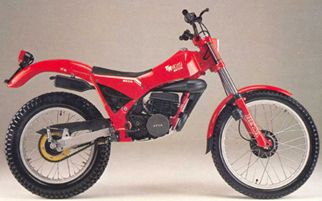 beta tr 34 260 1988 #bikes #motorbikes #motorcycles #motos #motocicletas