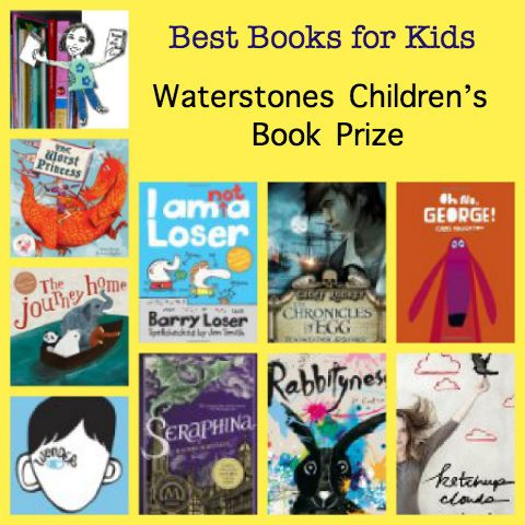 Best New Children's Authors: Waterstones Children's Book Prize :: PragmaticMom http://www.janetcampbell.ca/