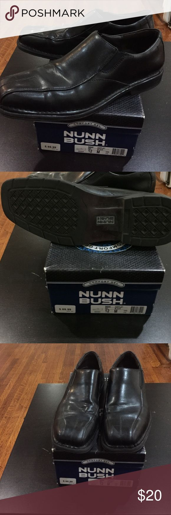 Mens dress or work shoes Nice comfortable Mens shoes Nunn Bush Shoes Loafers & Slip-Ons