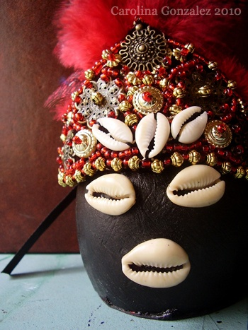 The House of Eleggua - a shop/blog by a fantastic woman with a strong emphasis on Santeria