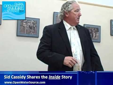 Sid Cassidy on How Open Water Swimming became an Olympic Sport - The first Olympic 10K Marathon Swim was held in a rowing basin at the 2008 Beijing Olympics.