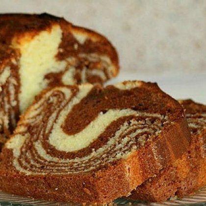 Uite o reteta cu care ii surprinzi pe cei dragi - Un desert foarte delicios si usor de facut - Chec Zebra - Salveaza reteta ca sa o gasesti cand vei avea nevoie