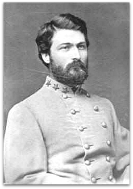 George Washington Custis Lee, known as Boo. Eldest son of Robert E. Lee What a handsome man!