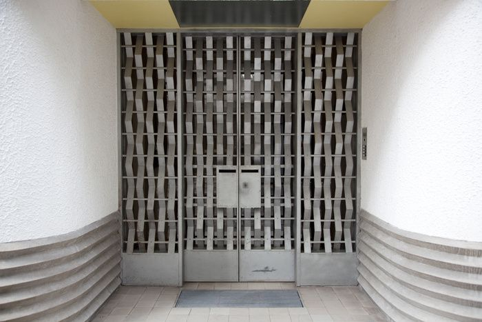 24 best images about inspiration mallet stevens on pinterest french villa - Hotel martel mallet stevens ...