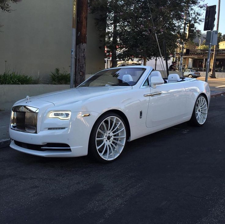 Rolls Royce Dawn