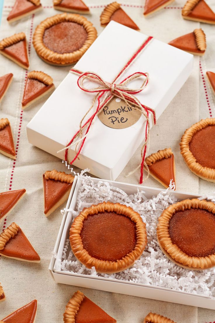 268 best Autumn/Fall Cookies images on Pinterest