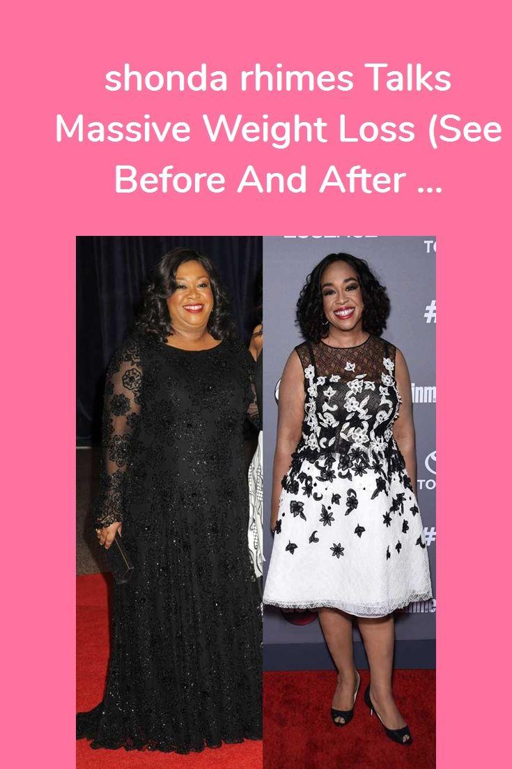 Shonda Rhimes Before And After : shonda, rhimes, before, after, Weight, Before, After