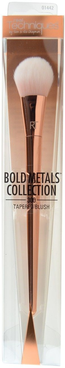 Real Techniques Tapered Blush Brush, Free Shipping at Nail Polish Canada